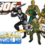 Обзор игры G.I.Joe: A real American Hero (NES)