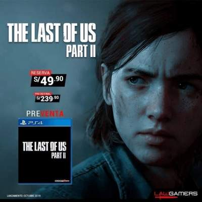 В Сеть «слили» дату релиза The Last of Us: Part II
